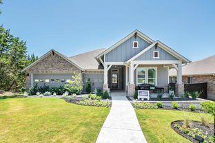 Ridgegate - Veramendi 60': New Braunfels, Texas - David Weekley Homes