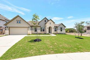 Briggs - Prospect Creek at Kinder Ranch: San Antonio, Texas - David Weekley Homes