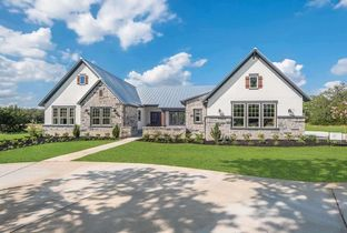 Bradbury - Custom Classics - Belle Oaks: Bulverde, Texas - David Weekley Homes