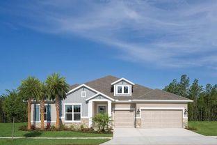 Hollowell - Bexley - Manor Series: Land O' Lakes, Florida - David Weekley Homes