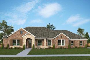Fisk - Rancho Santa Fe: Liberty Hill, Texas - David Weekley Homes
