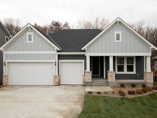 Niagara - Brayburn Trails - The Reserve: Dayton, Minnesota - David Weekley Homes