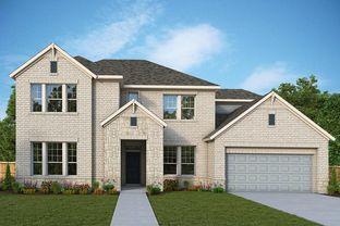 Owen - Jordan Ranch 70': Brookshire, Texas - David Weekley Homes
