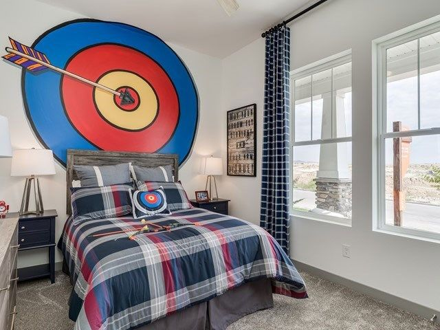Bedroom featured in the Mammoth By David Weekley Homes in Salt Lake City-Ogden, UT