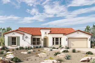 Wadell - Victory at Verrado: Buckeye, Arizona - David Weekley Homes