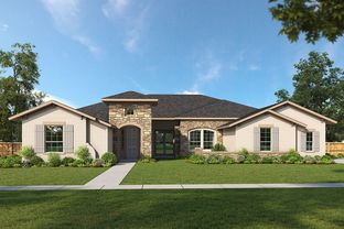 Stonecrest - Build on Your Lot: Bulverde, Texas - David Weekley Homes