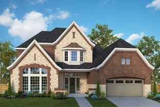 Gabriel - Sterling Creek 90' Homesites: Friendswood, Texas - David Weekley Homes