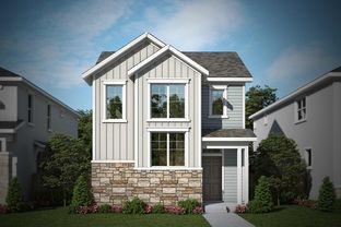 Copperleaf - Revel Crossing at Wolf Ranch - The Ascent Collection: Colorado Springs, Colorado - David Weekley Homes