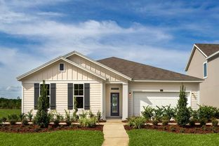 Belvedere - Hampton West: Jacksonville, Florida - David Weekley Homes