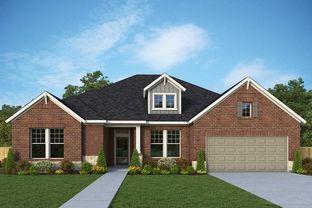 Leeward - Jordan Ranch 70': Brookshire, Texas - David Weekley Homes