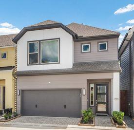 Gianna - Dominion at Garden Oaks - Garden Homes: Houston, Texas - David Weekley Homes
