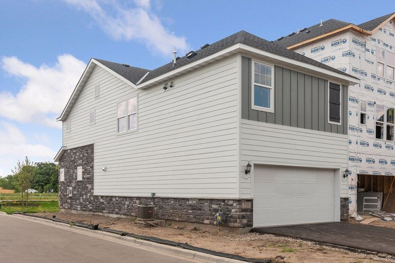 Exterior featured in the Rowan By David Weekley Homes in Minneapolis-St. Paul, MN