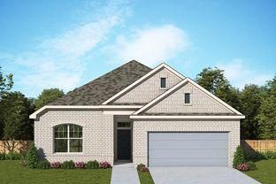 Pemshore - Sandbrock Ranch: Aubrey, Texas - David Weekley Homes
