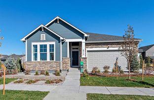 Oakdale - Brighton Crossings: Brighton, Colorado - David Weekley Homes