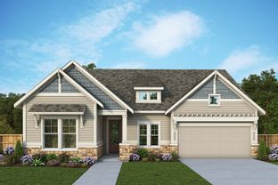 Henshaw - The Retreat at Sterling on the Lake 58': Flowery Branch, Georgia - David Weekley Homes
