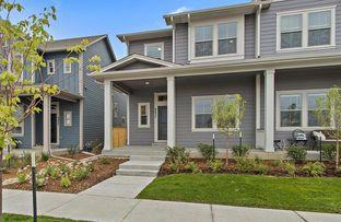 La Plata Peak - Central Park - North End - Paired Homes: Denver, Colorado - David Weekley Homes