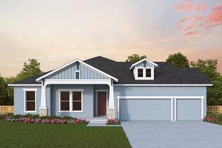 Tangelo - Bexley - Manor Series: Land O' Lakes, Florida - David Weekley Homes