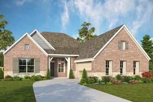 Chamberlaine - South Pointe  Village Series: Mansfield, Texas - David Weekley Homes