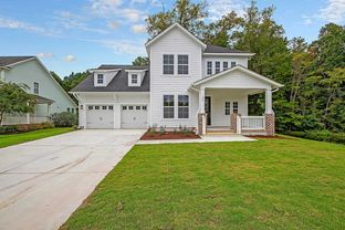 Lenwood - Carnes Crossroads - Traditional Collection: Summerville, South Carolina - David Weekley Homes