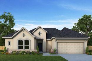 Delafield - The Reserve at Weston Oaks: San Antonio, Texas - David Weekley Homes