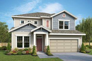 Finlay - Magnolia Ridge - Daylight: Washougal, Oregon - David Weekley Homes