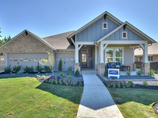 Ridgegate - Cypress Forest Collection 65': Kyle, Texas - David Weekley Homes