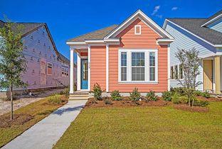 Halston - Nexton - Midtown - The Park Collection: Summerville, South Carolina - David Weekley Homes
