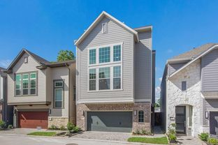 Tegan - Brittmoore Crossing: Houston, Texas - David Weekley Homes