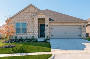 Paseo - Tavolo Park Cottages: Fort Worth, Texas - David Weekley Homes