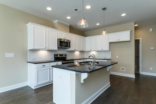 Kitchen-in-Vandiver-at-Chapel Run - Chapel Towns-in-Chapel Hill