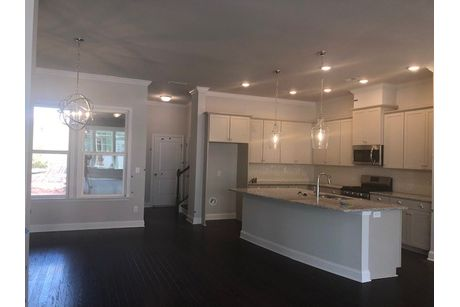 Kitchen-in-Clementshire-at-SouthRidge Townhome Collection-in-Charlotte