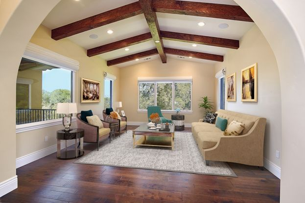 The Highlands Of Los Gatos In Ca New Homes Floor Plans By Davidon