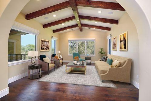 interior design san jose ca the highlands of los gatos by davidon