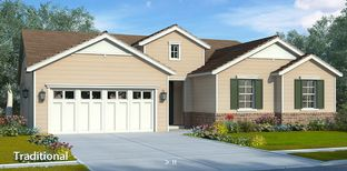Residence 2X - The Crest at Park Ridge: Antioch, California - Davidon Homes