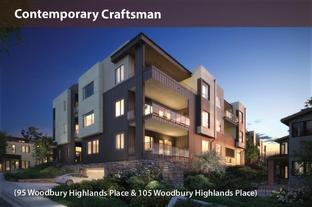 Diablo Terraces A1.1 - Woodbury Highlands: Lafayette, California - Davidon Homes