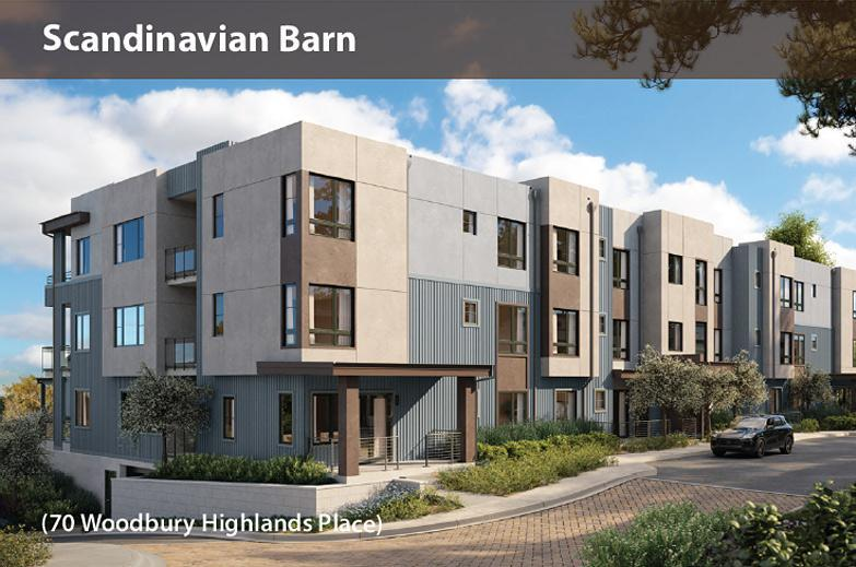 Exterior featured in the Diablo Terraces B1.1 By Davidon Homes in Oakland-Alameda, CA