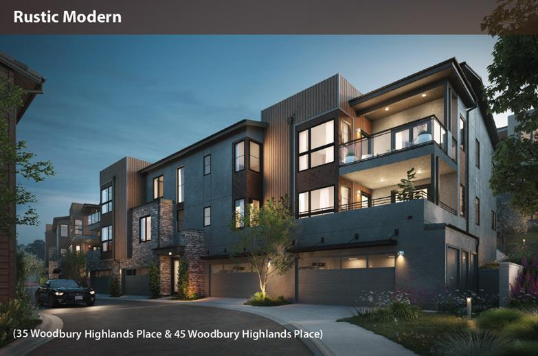 Exterior featured in the Oakhill Flats B1 By Davidon Homes in Oakland-Alameda, CA