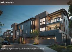 Oakhill Flats B1 - Woodbury Highlands: Lafayette, California - Davidon Homes