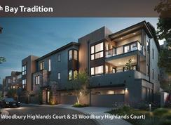 Vista Flats A1 - Woodbury Highlands: Lafayette, California - Davidon Homes