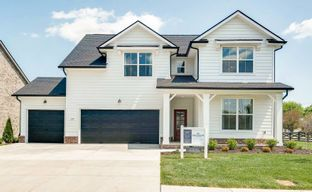 The Meadows by Davidson Homes LLC in Nashville Tennessee