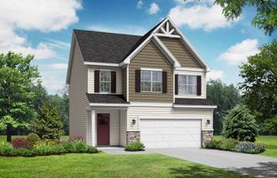 The Oak B - Sierra Heights: Clayton, North Carolina - Davidson Homes LLC
