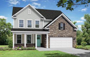 The Hickory C - Sierra Heights: Clayton, North Carolina - Davidson Homes LLC