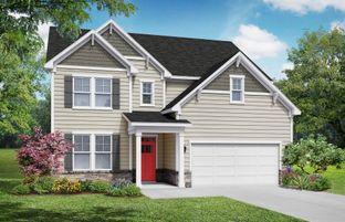 The Hickory - Sierra Heights: Clayton, North Carolina - Davidson Homes LLC
