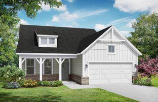 The Birch B - Sierra Heights: Clayton, North Carolina - Davidson Homes LLC