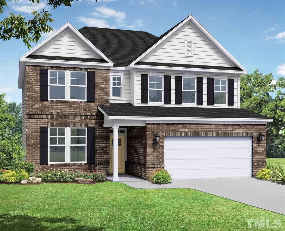 Exterior featured in The Willow C By Davidson Homes LLC in Raleigh-Durham-Chapel Hill, NC