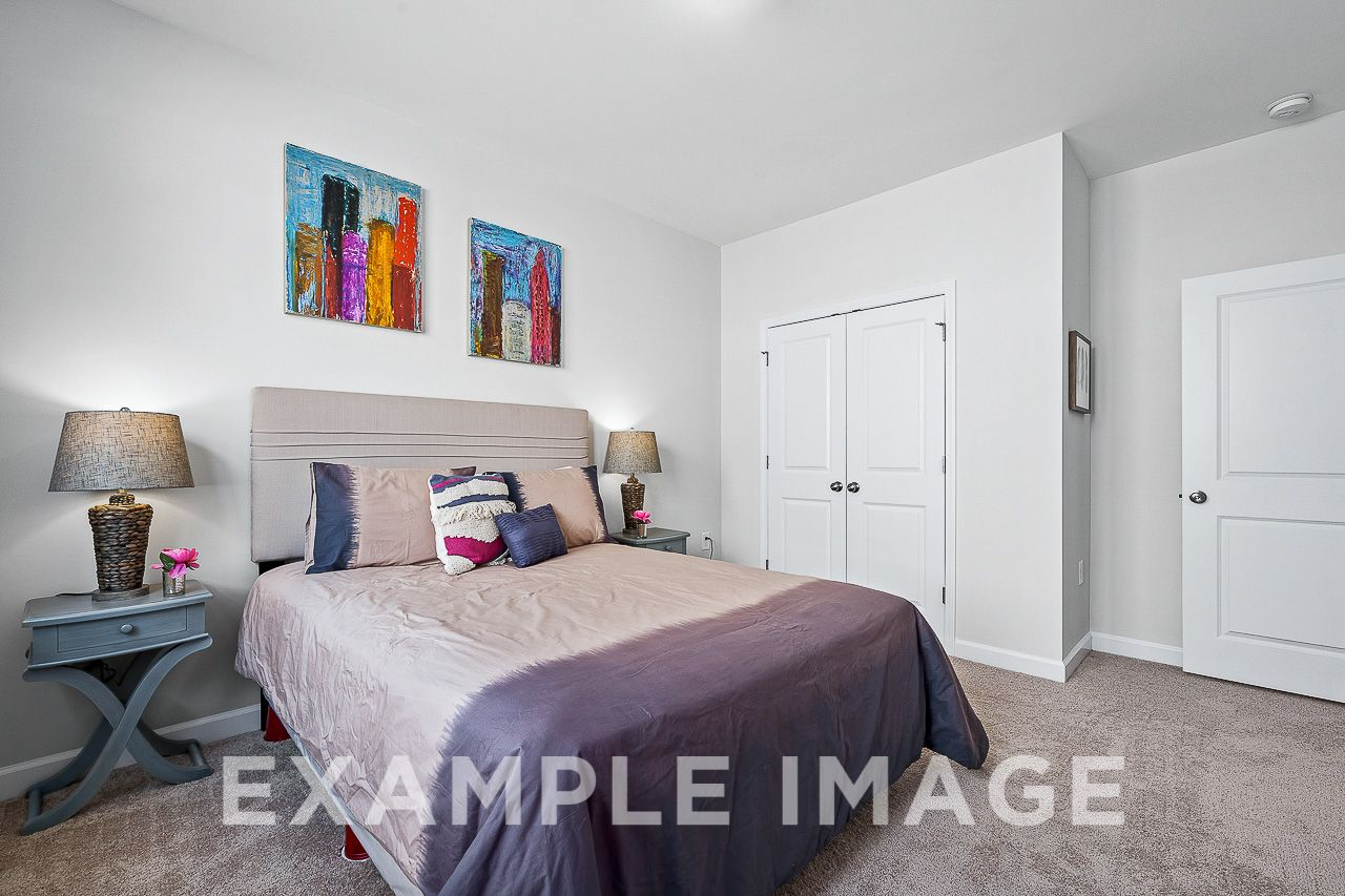 Bedroom featured in The Maple C By Davidson Homes LLC in Raleigh-Durham-Chapel Hill, NC