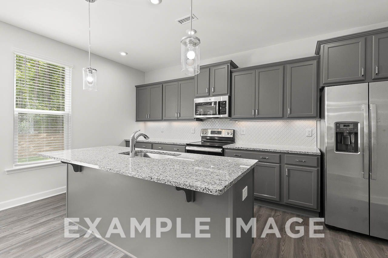 Kitchen featured in The Elm C By Davidson Homes LLC in Raleigh-Durham-Chapel Hill, NC