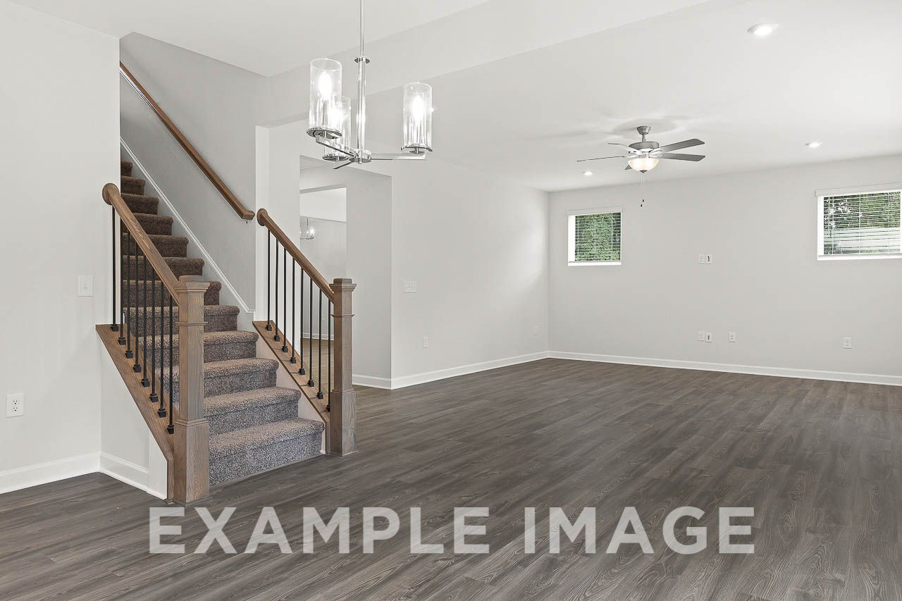 Living Area featured in The Elm C By Davidson Homes LLC in Raleigh-Durham-Chapel Hill, NC