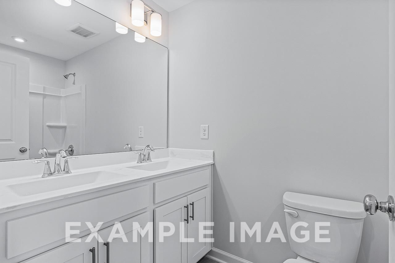 Bathroom featured in The Oak By Davidson Homes LLC in Raleigh-Durham-Chapel Hill, NC