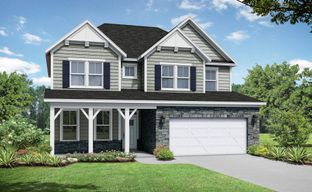 Sierra Heights by Davidson Homes LLC in Raleigh-Durham-Chapel Hill North Carolina